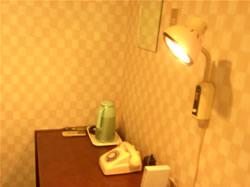電気ポットと、インターネット回線をご利用いただけます。
